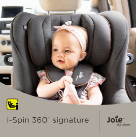 Joie i-Spin signature noir